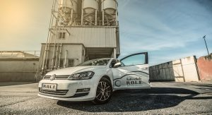 Klasse B VW Golf 7